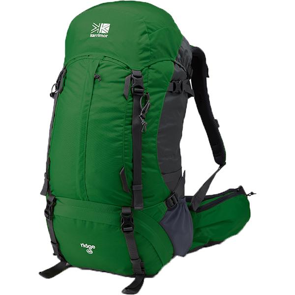 karrimor(カリマー) リッジ 40 タイプ3/リーフグリーン 57661 576グリーン リュック バックパック バッグ トレッキングパック トレッキング40 アウトドアギア