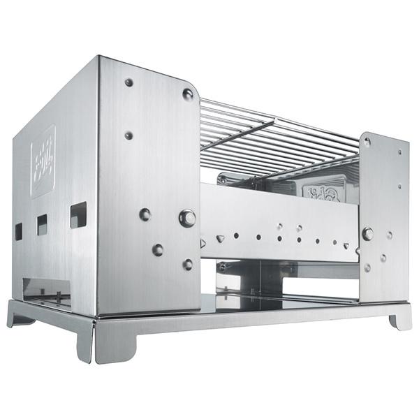 Esbit(エスビット) エスビット チャコールグリル(BBQ300) ESBBQ300S0焼網 調理器具 製菓道具 バーベキューグリル バーベキューグリル アウトドアギア