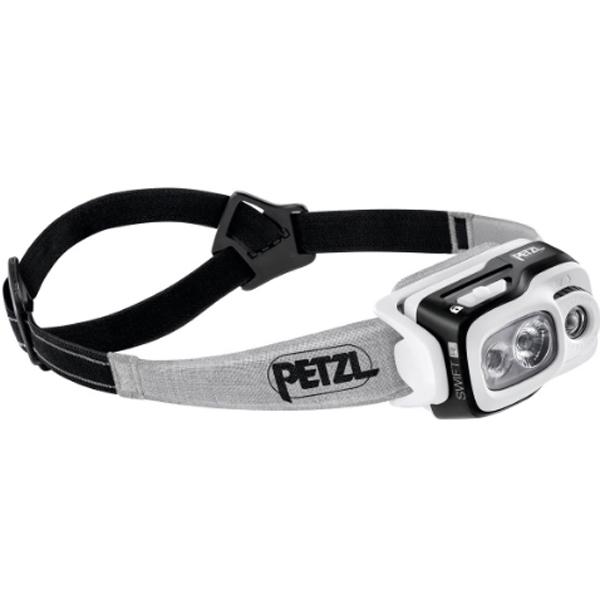 PETZL(ペツル) スイフト RL ブラック E095BA00アウトドアギア LEDタイプ ランタン ヘッドライト ブラック