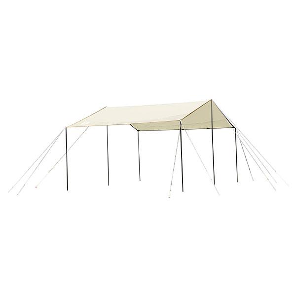 ogawa campal(小川キャンパル) 山渓×Ogawa フィールドタープレクタDX T/C コットン クリーム 3415ホワイト タープ タープ テント レクタ型タープ レクタ型タープ アウトドアギア