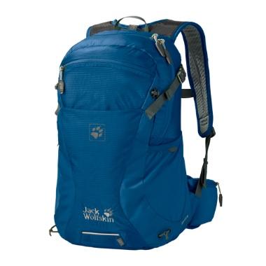 JACKWOLFSKIN(ジャックウルフスキン) モアブジャム24/1127クラシックブルー W2002302リュック バックパック バッグ デイパック デイパック アウトドアギア