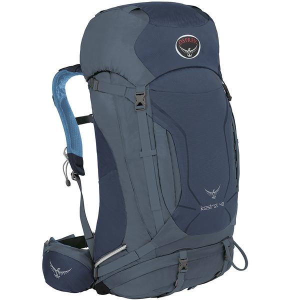 OSPREY(オスプレー) ケストレル 48/オーシャンブルー/S/M OS50150ブルー リュック バックパック バッグ トレッキングパック トレッキング40 アウトドアギア