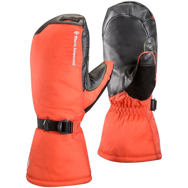 Black Diamond(ブラックダイヤモンド) スーパーライトミット/オクタン/L BD73131男女兼用 レッド ウインタータイプ(冬用) 手袋 メンズウェア ウェア ウェアアクセサリー 冬用グローブ アウトドアウェア
