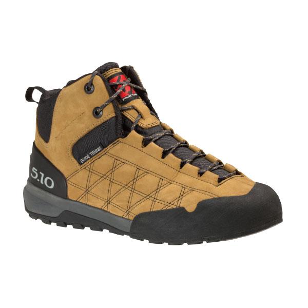 FIVETEN(ファイブテン) G.テニーミッド(CAサン)/7.5 1400446ブーツ 靴 トレッキング トレッキングシューズ ハイキング用 アウトドアギア