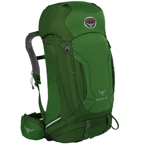 OSPREY(オスプレー) ケストレル 38/ジャングルグリーン/M/L OS50151グリーン リュック バックパック バッグ トレッキングパック トレッキング30 アウトドアギア