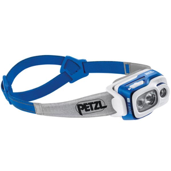 PETZL(ペツル) スイフト RL ブルー E095BA02アウトドアギア LEDタイプ ランタン ヘッドライト ブルー