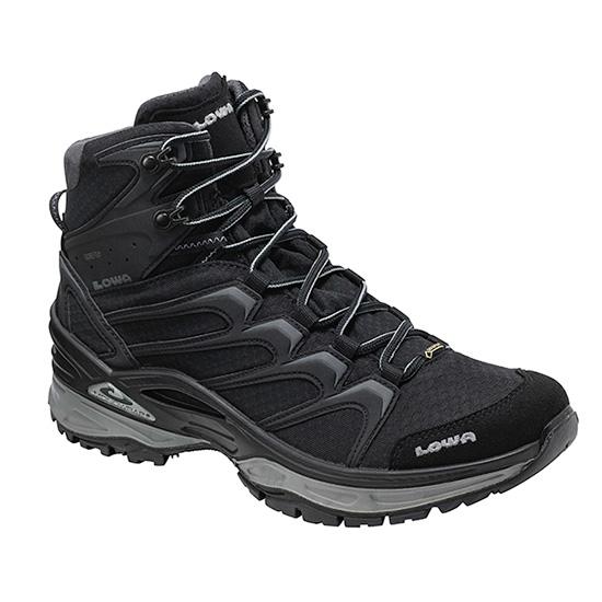 LOWA(ローバー) イノックス GT MID/BK/7 L310603-9930-7アウトドアギア ハイキング用 トレッキングシューズ トレッキング 靴 ブーツ ブラック 男性用 おうちキャンプ