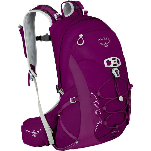 OSPREY(オスプレー) テンペスト 9/ミスティックマジェンタ/XS/S OS50265女性用 パープル リュック バックパック バッグ トレッキングパック トレッキング小型 アウトドアギア
