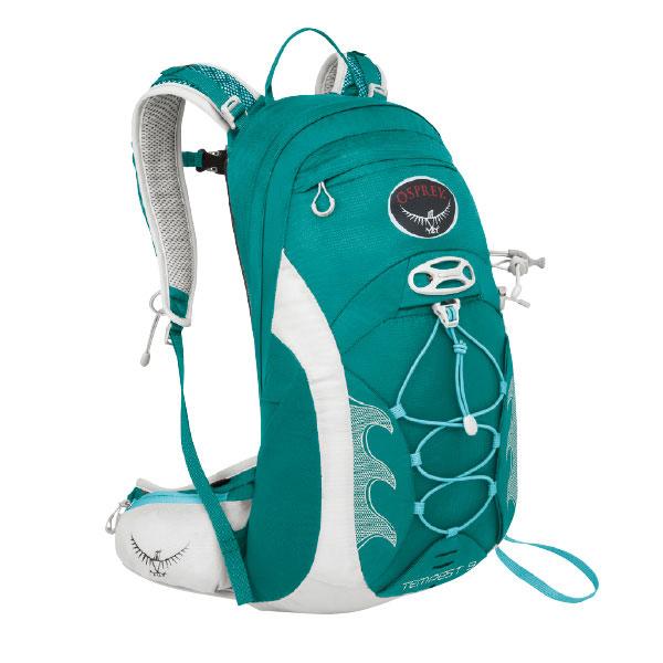 OSPREY(オスプレー) テンペスト 9/トルマリングリーン/S/M OS50292女性用 グリーン リュック バックパック バッグ デイパック デイパック アウトドアギア