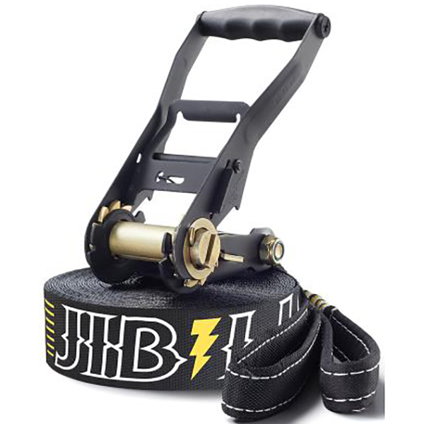 GIBBON(ギボン) JIB LINE/15m TREEWEAR SET A010603(6)アウトドアギア スラックライン フィットネス トレーニング スポーツ器具 ブラック