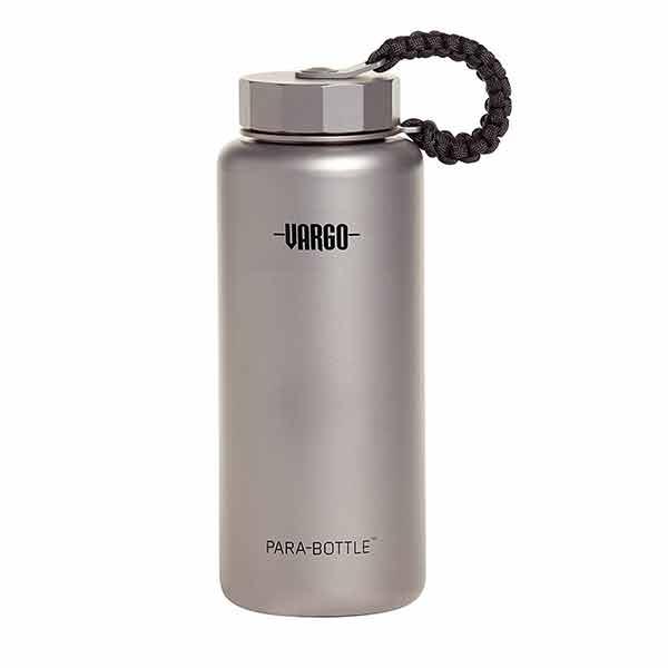 vargo(バーゴ) チタニウムパラボトル T-452マグボトル 水筒 水筒 チタンボトル アウトドアギア