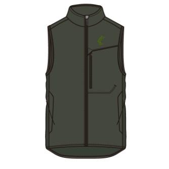 Teton Bros.(ティートンブロス) Alpha Vest/DeepGreen/L TB163-210204ベスト メンズウェア ウェア ベスト 中綿入り ベスト 中綿入り男性用 アウトドアウェア