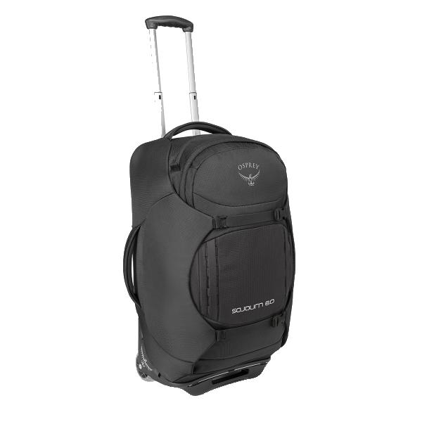 OSPREY(オスプレー) ソージョン60(25インチ)/フラッシュブラック OS55006ブラック キャリーバッグ スーツケース トラベル・ビジネスバッグ キャスターバッグ アウトドアギア