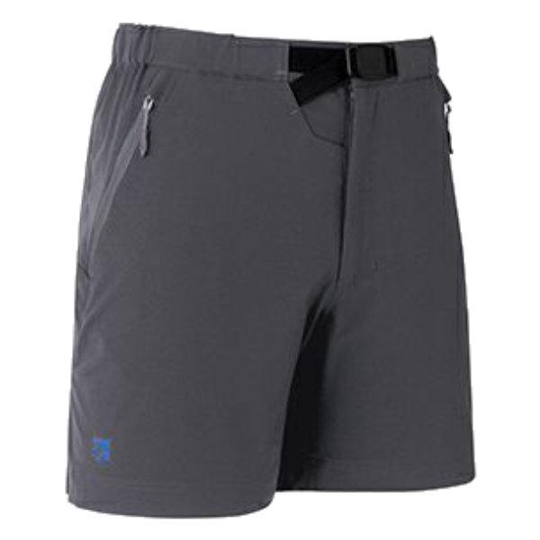 finetrack(ファイントラック) MENSクロノショーツ/CG/M FBM0312男性用 グレー ショートパンツ ハーフパンツ メンズウェア ショートパンツ男性用 アウトドアウェア