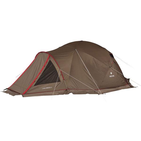 snow peak(スノーピーク) ランドブリーズ6 SD-636六人用(6人用) テント タープ キャンプ用テント キャンプ4 アウトドアギア