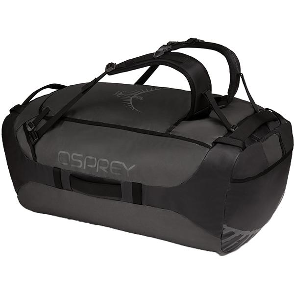OSPREY(オスプレー) トランスポーター 130/ブラック/ワンサイズ OS55181ブラック ダッフルバッグ ボストンバッグ トラベル・ビジネスバッグ ダッフル アウトドアギア