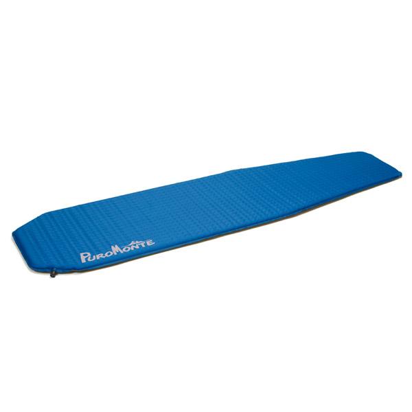 PuroMonte(プロモンテ) エアーマット180 GMT35アウトドアギア エアーマット アウトドア用寝具 ブルー