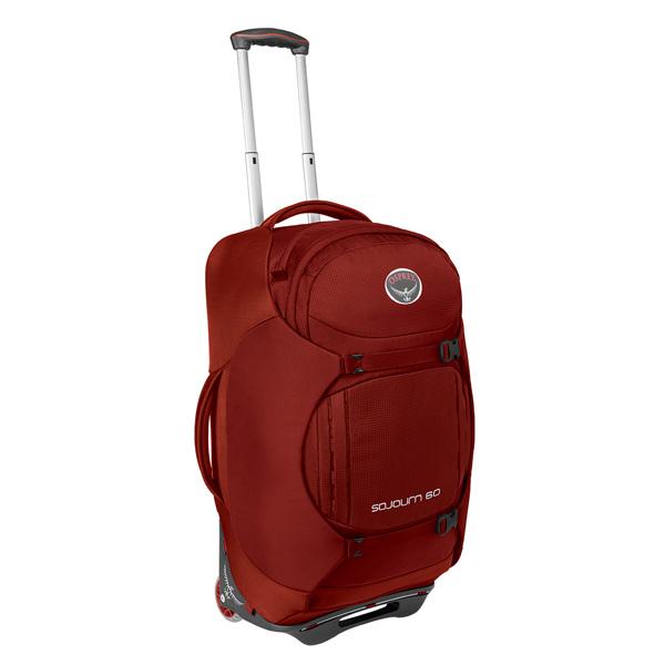 OSPREY(オスプレー) ソージョン60(25インチ)/フードゥーレッド OS55006レッド キャリーバッグ スーツケース トラベル・ビジネスバッグ キャスターバッグ アウトドアギア