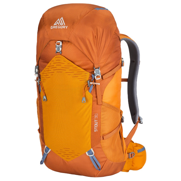 GREGORY(グレゴリー) スタウト30/プレーリーオレンジ 77836オレンジ リュック バックパック バッグ トレッキングパック トレッキング30 アウトドアギア