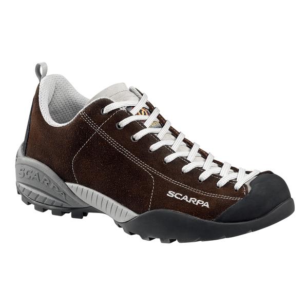 SCARPA(スカルパ) モジト/ココア/#45 SC21050ブラウン ブーツ 靴 トレッキング アウトドアスポーツシューズ トレイルランシューズ アウトドアギア