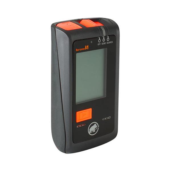 Mammut(マムート) Barryvox S/1013Japan/one size 2710-00140ブラック GPS 精密機器類 アウトドア GPS本体 アウトドアギア
