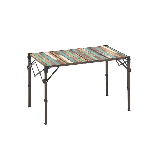 OUTDOOR LOGOS(ロゴス) グランベーシック カーボントップテーブル10060 73200030テーブル レジャーシート フォールディングテーブル アウトドアギア