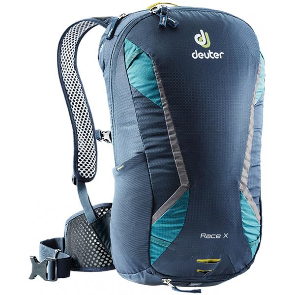 deuter(ドイター) レース ネイビー×デニム D3207118-3397アウトドアギア 自転車用バッグ バッグ バックパック リュック ネイビー