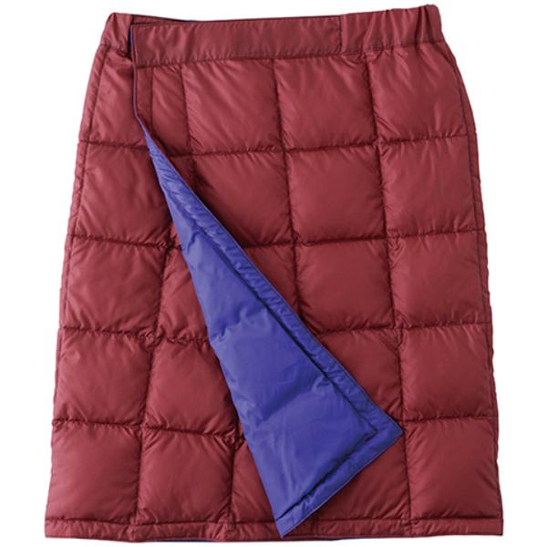 NANGA(ナンガ) マウンテンスカート/M/PLM/CBL MS1スカート レディースウェア ウェア アウトドアウェア