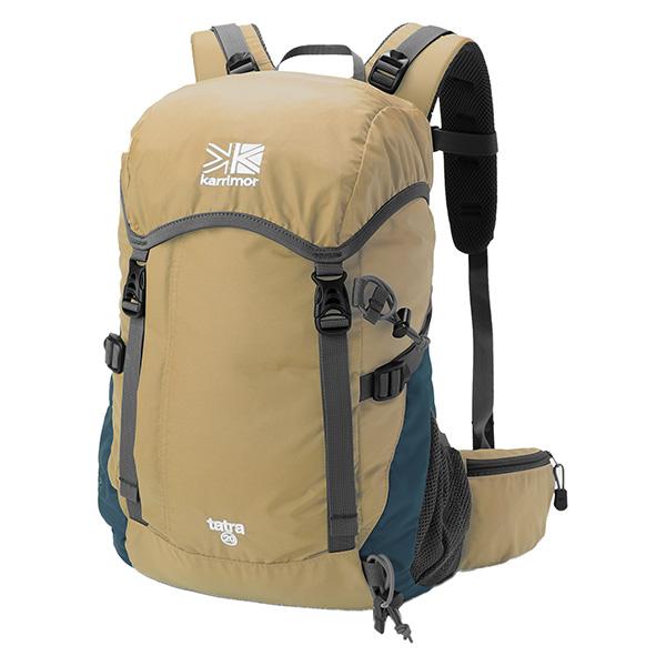karrimor(カリマー) タトラ 20/ペイルカーキ/レギオン 500819-0821アウトドアギア トレッキング20 トレッキングパック バッグ バックパック リュック