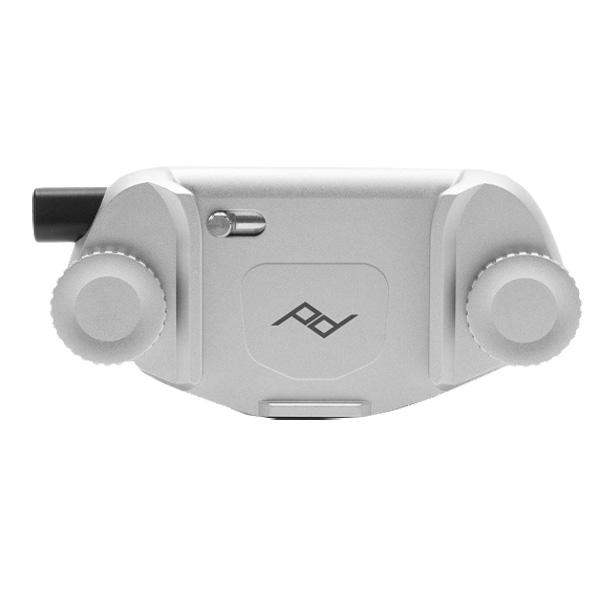 Peakdesign(ピークデザイン) キャプチャー(クリップオンリー)/シルバー CC-S-3アウトドアギア カメラバック ケース カメラバッグ シルバー