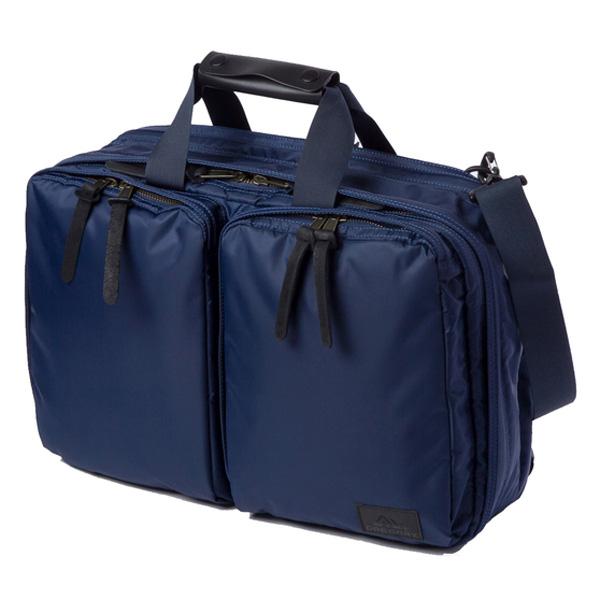 GREGORY(グレゴリー) アセンド3ウェイショルダー/インディゴ 73213ブルー 男女兼用バッグ バッグ ブランド雑貨 トラベル・ビジネスバッグ 3WAYバッグ アウトドアギア