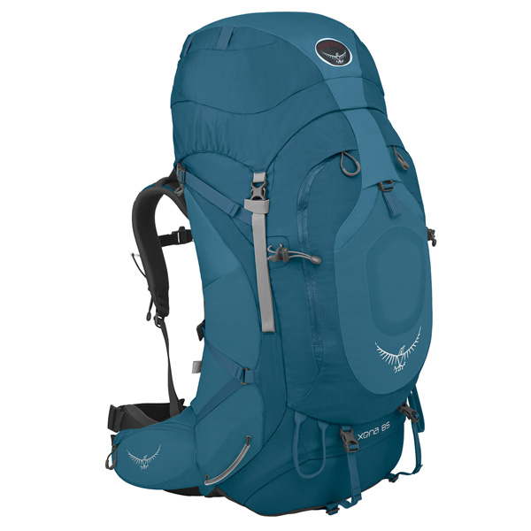 OSPREY(オスプレー) ゼナ 85/ウィンタースカイブルー/M OS50048女性用 ブルー リュック バックパック バッグ トレッキングパック トレッキング大型 アウトドアギア
