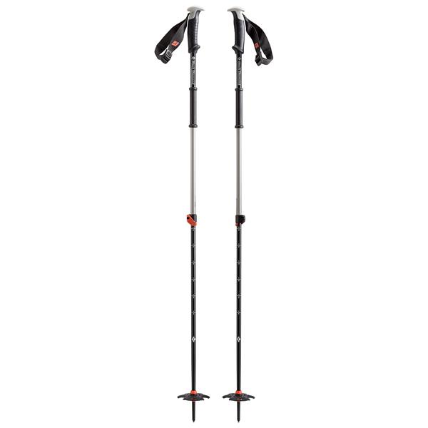 Black Diamond(ブラックダイヤモンド) トラバースポール/105cm BD42008ブラック ストック スキー ウインタースポーツ スキー用品 スキー用ポール アウトドアギア