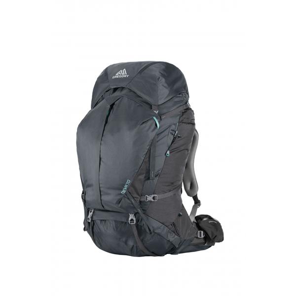 GREGORY(グレゴリー) ディバ70/チャコールグレー/S 65039女性用 グレー リュック バックパック バッグ トレッキングパック トレッキング70 アウトドアギア