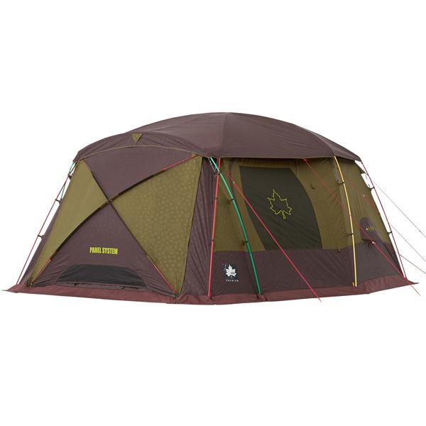 OUTDOOR LOGOS(ロゴス) プレミアム PANELリビングプラス-AE 71805514テント タープ キャンプ用テント キャンプ4 アウトドアギア