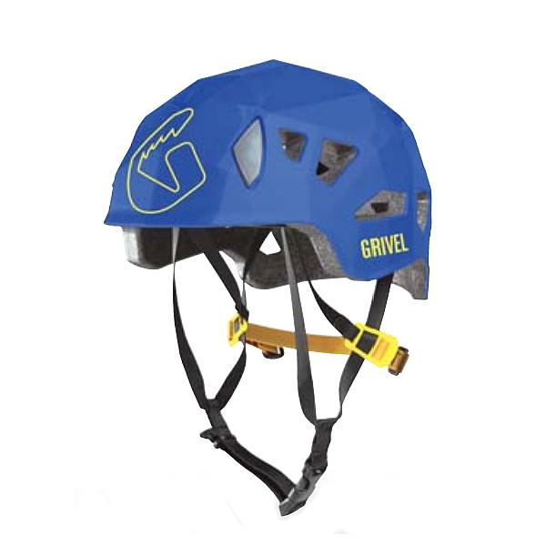 Grivel(グリベル) グリベル ステルス HS ヘルメット/コバルトブルー GV-HESTEHアウトドアギア 登山 トレッキング ヘルメット イエロー 男女兼用