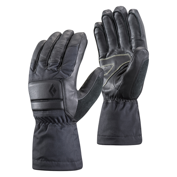 Black Diamond(ブラックダイヤモンド) ウィメンズスパークパウダー/スモーク/S BD72104女性用 ブラック 手袋 メンズウェア ウェア ウェアアクセサリー 冬用グローブ アウトドアウェア