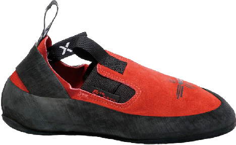 FIVETEN(ファイブテン) モカシム(レッド)New/2 1400162ブーツ 靴 トレッキング トレッキングシューズ クライミング用 アウトドアギア