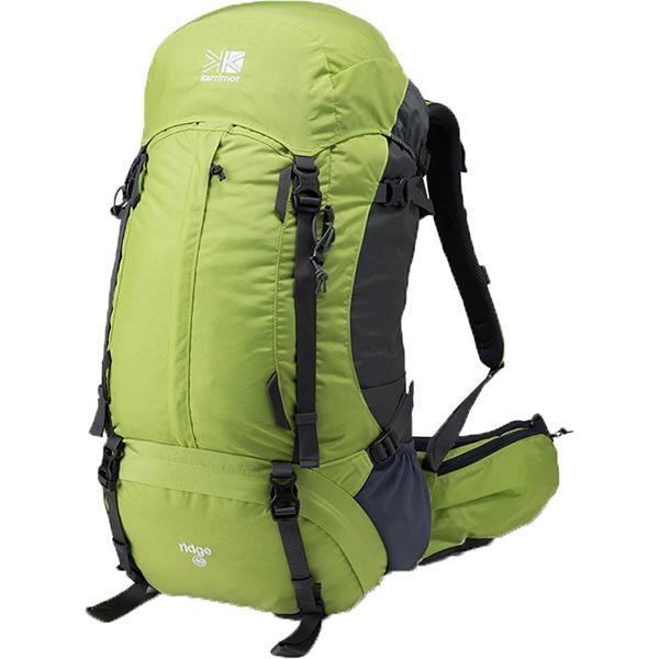 karrimor(カリマー) リッジ 40 タイプ3/A.グリーン 576グリーン リュック バックパック バッグ トレッキングパック トレッキング40 アウトドアギア