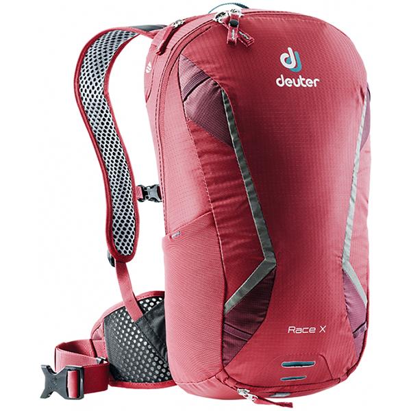 deuter(ドイター) レース クランベリー×マロン D3207118-5528アウトドアギア 自転車用バッグ バッグ バックパック リュック レッド