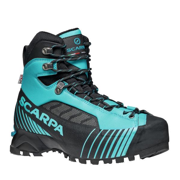SCARPA(スカルパ) リベレLITE HDウィメンズ/セラミック ブラック/37 SC23239アウトドアギア アルパイン用女性用 トレッキングシューズ トレッキング 靴 ブーツ ブルー