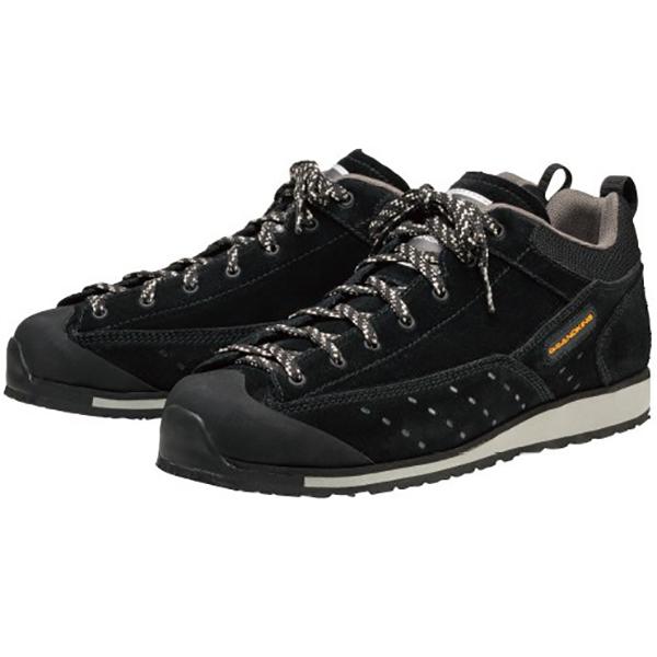Caravan(キャラバン) グランドキングGK24/190ブラック/23.5cm 0011241男女兼用 ブラック ブーツ 靴 トレッキング トレッキングシューズ トレッキング用 アウトドアギア