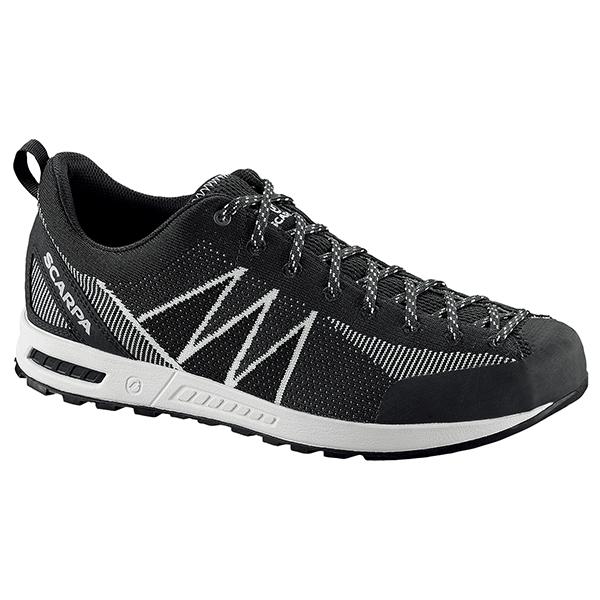 SCARPA(スカルパ) イグアナ/ブラック/ホワイト/#45 SC21070ブラック ブーツ 靴 トレッキング トレッキングシューズ クライミング用 アウトドアギア
