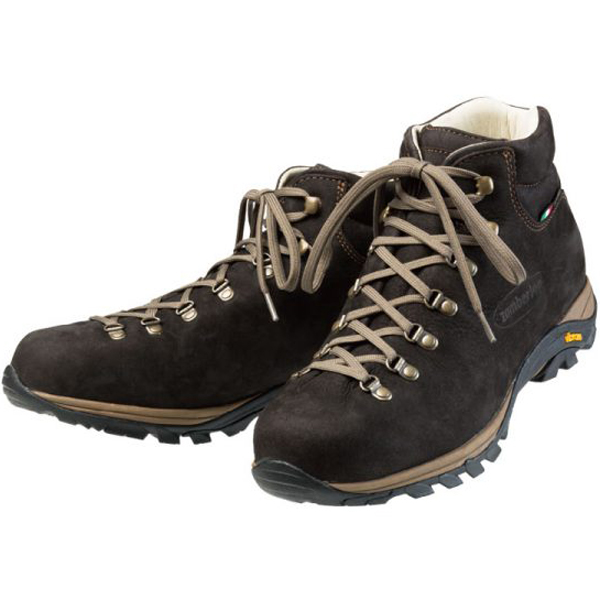Zamberlan(ザンバラン) NewトレイルライトEVO_MENS/441ダークブラウン/EU41 1120109男性用 ブラウン ブーツ 靴 トレッキング トレッキングシューズ トレッキング用 アウトドアギア