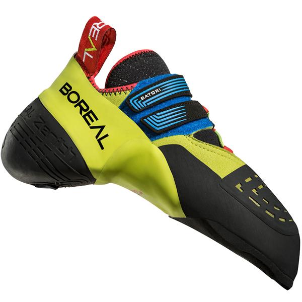 BOREAL(ボリエール) サトリ/#7.5 BO20395001075アウトドアギア クライミング用 トレッキングシューズ トレッキング 靴 ブーツ イエロー おうちキャンプ