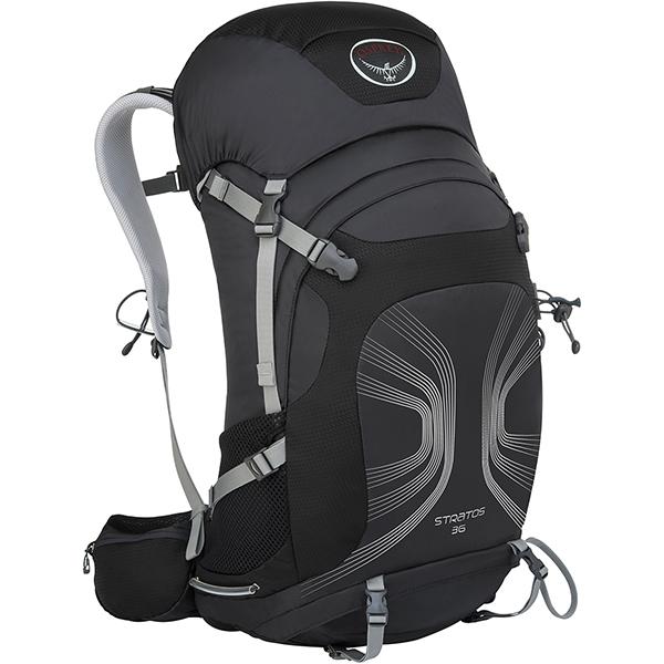 OSPREY(オスプレー) ストラトス 36/アンスラサイトブラック/S/M OS50319ブラック リュック バックパック バッグ トレッキングパック トレッキング30 アウトドアギア