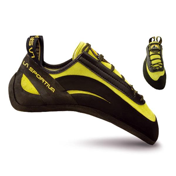 LA SPORTIVA(ラ・スポルティバ) ミウラー/40.5 CL971イエロー ブーツ 靴 トレッキング トレッキングシューズ クライミング用 アウトドアギア
