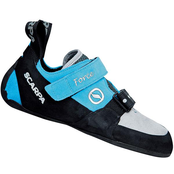 SCARPA(スカルパ) フォース WMN/ターコイズ/#35.5 SC20040女性用 ブルー ブーツ 靴 トレッキング トレッキングシューズ クライミング用女性用 アウトドアギア