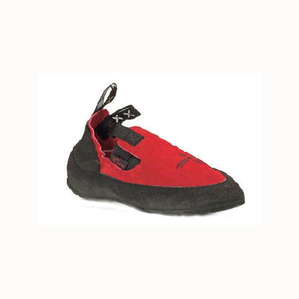 FIVETEN(ファイブテン) モカシム(レッド)New/4 1400162男女兼用 レッド ブーツ 靴 トレッキング トレッキングシューズ クライミング用 アウトドアギア