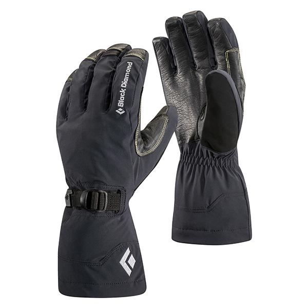 Black Diamond(ブラックダイヤモンド) パーシュート/ブラック/L BD73040001006アウトドアウェア 冬用グローブ ウェアアクセサリー メンズウェア 手袋 ブラック